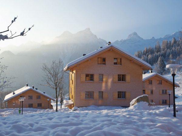 Landal Brandnertal 4L - Oostenrijk - Vorarlberg - 4 personen