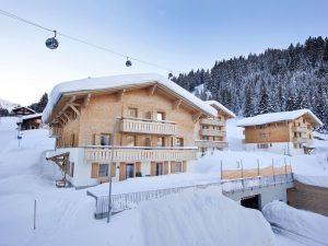 Landal Hochmontafon 4A - Oostenrijk - Vorarlberg - 4 personen