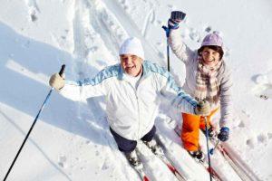 wintersport senioren