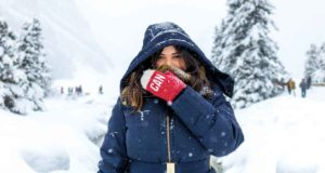 wintersport sneeuwpracht
